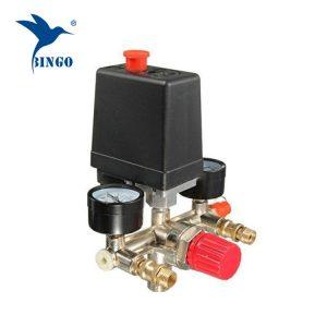 125psi 1-portowy przełącznik ciśnienia sprężarki powietrza z regulatorami