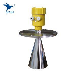 radarowy przetwornik poziomu / radarowy o niskiej częstotliwości
