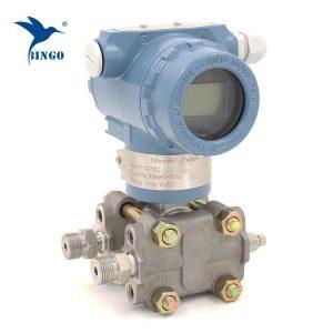 Czujnik różnicy ciśnień dla cieczy gazowej