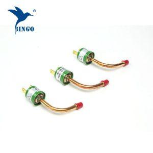 Przełącznik / sterowanie ciśnieniem pompy ciepła