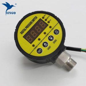 Inteligentny przełącznik ciśnieniowy, przełącznik podciśnienia, 4-cyfrowy wyświetlacz cyfrowy