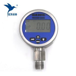 Inteligentny próżniowy cyfrowy miernik ciśnienia, wyświetlacz LCD, wyświetlacz LED, miernik 100 MPa