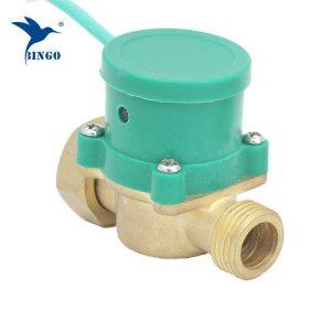Przełącznik przepływu pompy wspomagającej do wody
