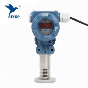 Sanitarno-membranowy przetwornik ciśnienia z wyświetlaczem LED