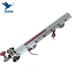 wskaźnik poziomu cieczy w zbiorniku wody wskaźnik poziomu płynu magnetycznego