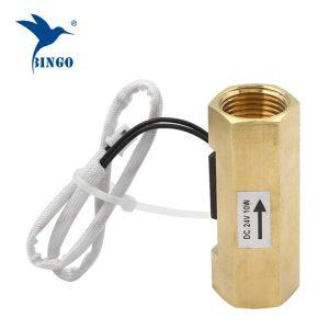 magnetyczny przełącznik przepływu wody z mosiądzu